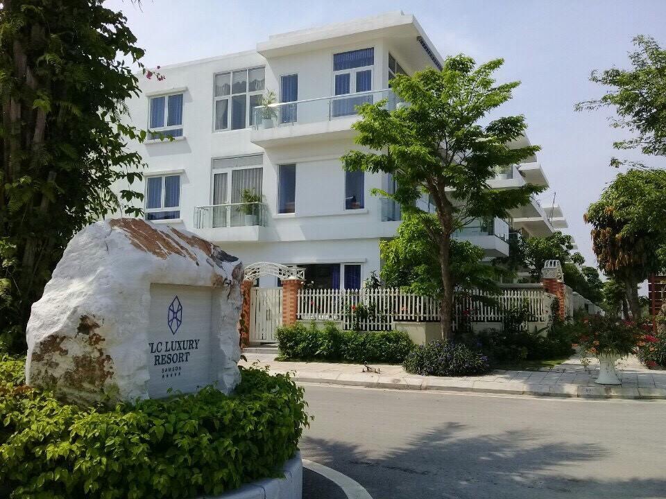 Cho thuê biệt thự villa cao cấp FLC Sầm Sơn