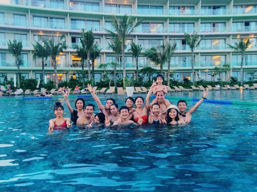 Giảm giá 50 vé bể bơi nước mặn FLC Sầm Sơn