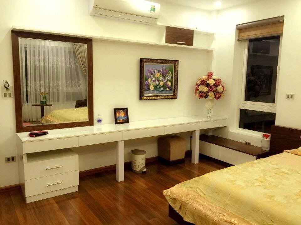 Phòng ngủ biệt thự FLC Sầm Sơn rộng rãi